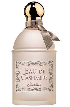 Eau de Cashmere Guerlain perfume - a new fragrance for women and men 2014