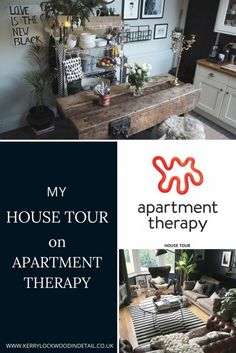 Apartment therapy Ho