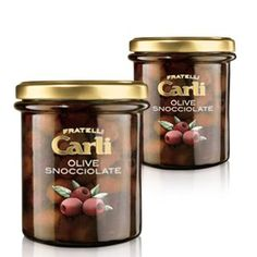 Carli Stoned Olives Two 270 Gram 95 oz jars *** You can get additional details at the image link.