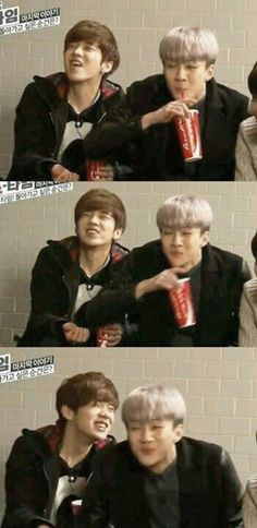 I remember that time when i first saw exo and thought HunHan and TaoRis were Names xDDDD