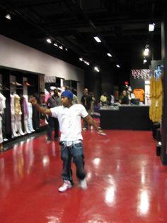 Bobby V at Boulevard Mall with HB Models