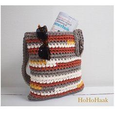 #boanoite . regram @hohohaak Summerbag! #tas #zomertas #summerbag #bag #haken #crochet #crocheting #ariadne #gehaakt #vakantie #zpagetti #hoooked #handmade #hohohaak