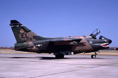 Ling-Temco-Vought A-7D Corsair II