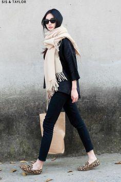 Blanket Scarves