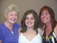 Nicole's 5th grade graduation
