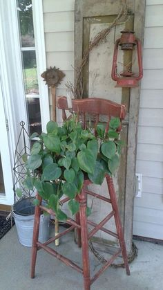 Vintage farmhouse porch ideas Vintage Bauernhaus Veranda Ideen – HomeSp specific Related posts: No related posts.