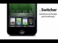 iOS App Switcher Concept *Out Now: Auxo*