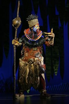 Julie Taymor Costume Designer for Lion King Broadway