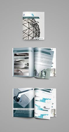 Brochure Design for a hardware company named Kalypso.