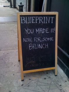 26 best awesomely funny sandwich boards images on pinterest a blueprint brooklyn ny 08282011 malvernweather Image collections