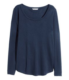 Jersey Top | H&M US