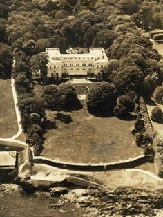Half Pudding Half Sauce: Rosecliff, the House of Mrs. Hermann Oelrichs, Newport, Rhode Island