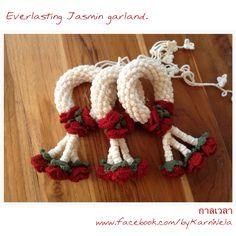 Thai Jasmine Garlands.