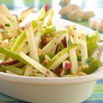 Salade de céleri et de pommes