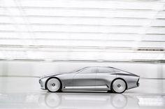 Concept IAA, pasión aerodinámica   Experiencias Mercedes