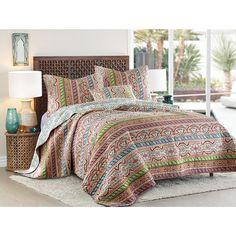 Dynasty 3-piece Quilt Set