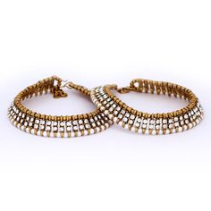 Ethnic Indian Bollywood Fashion Traditional Anklets For Women With Free Shipping #Unbranded #ChainLink