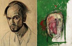 Художник с болезнью «Альцгеймера» рисовал себя в течении 5 лет. Эти фотографии раздирают душу | Себаса