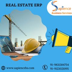 Sapience Business Services is engaged in development and implementation of ERP software for Real Estate Companies and construction companies for the last 9 years. For more details, please visit www.sapiencebs.com or call us at +91-9831384754 #erpsoftwareforrealestate #erpsoftwareforconstructionindustry #realestateerpinindia #erpsoftwareforrealestateindustry #realestateerpinkolkata #constructionerpkolkata #ERPforconstructionindustryinkolkata #erpsoftwareinkolkata #realestateerpkolkata