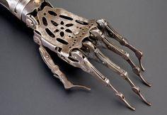 antique-prosthetic