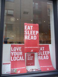 An apt Oscar Wilde quote for our Christmas window. Oscar Wilde Quotes, Company Logo, Window, Christmas, Life, Xmas, Windows, Navidad, Noel