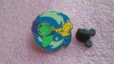 pin broche disney DLR - 2012 Mickey caché Série - Undersea Band Collection - Jeu de poisson Saxophone