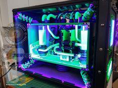 Minecraft for PC/Mac [Online Game Code] Gaming Pc Build, Computer Build, Gaming Pcs, Computer Setup, Computer Case, Gaming Computer, Best Gaming Setup, Gamer Setup, Gaming Room Setup