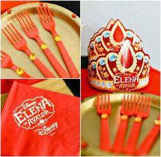 Fiesta de princesa Elena de Avalor (7) - Decoracion de Fiestas Cumpleaños Bodas, Baby shower, Bautizo, Despedidas