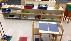 Public School Montessori: at Gerena Montessori, we adapted the free breakfast to a work-cycle snack