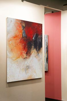 Lorch Petra & abstrakte Malerei & Abstrakte Malerei & Kunst & LORCH & Achern & Germany & The post Lorch Petra Abstract Nature, Abstract Canvas Art, Painting Abstract, Painting Art, Art Moderne, Petra, Large Art, Large Format, Grand Format