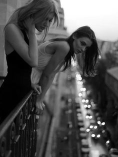#black #white #photography #models #paris