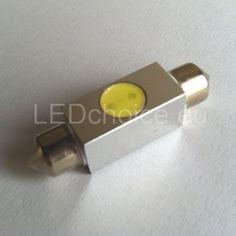 39mm-258-264 LED Car Bulb 1W Cool White - LED Auto Lights | LEDchoice.eu
