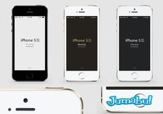 Mock Up de Iphone 5s en Photoshop | Jumabu! Design Tools - Vectorizados - Iconos - Vectores - Texturas