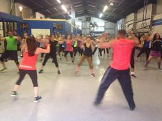 Crazy awesome Zumba party!!!! #dragonflyzumba #partypeople
