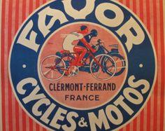 Vintage french bike – Etsy