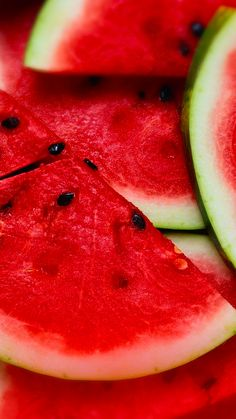 ↑↑TAP AND GET THE FREE APP! Art Creative Watermelon Fruits Summer Berries Green…