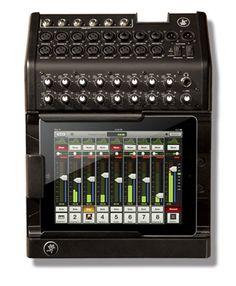 Mackie DL1608 iPad Controlled Digital Mixer