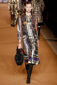 Etro Fall 2014 Ready-to-Wear Collection