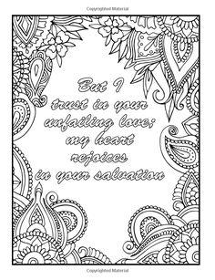 Flower Coloring Pages Bible Verse Sheets Set Of 5 Instant Printable PDF Diy Digital Art Christian Kid Or Adult