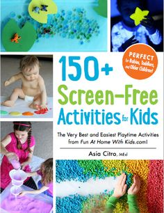 {Guest Post} Twelve Sensory Play Recipes