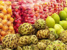 Frutas do Nordeste/Brasil  by Huguenise