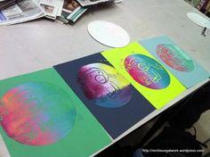 Styrofoam Printing Lesson Plans   Printmaking : Foam / Styrofoam Carving Stamp