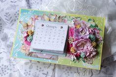 Настольный календарик – купить в интернет-магазине на Ярмарке Мастеров с доставкой