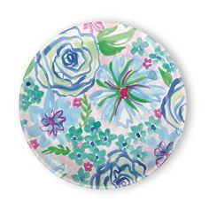 """Found it at Wayfair - Spring Garden 8"""" Melamine Salad Plate"""