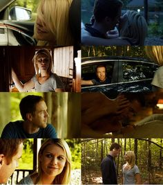 #TrueLove Carrie & Brody HOMELAND