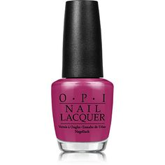 OPI New Orleans Nail Lacquer Collection Spare Me A French Quarter? (mellowed raspberry crème)