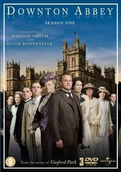 Downton Abbey Poster Standup 4inx6in