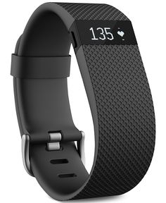 Fitbit Charge HR Wireless Activity Wristband - Gifts, Gadgets & Audio - Men - Macy's
