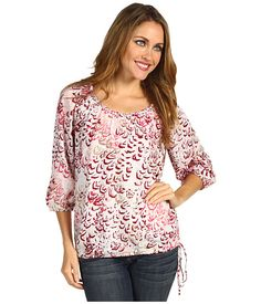 $29.99 ~ Lucky Brand Beverly Top