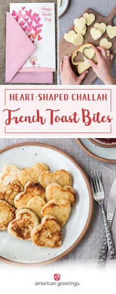 There's something about sharing a homemade breakfast together that makes Valentine's Day even sweeter. Check out this recipe for Challah French Toast Bites to get ideas for what to serve your family this February. Plus, when you pair it with an American Greetings card from Target, you can bet that your loved ones will see how much you care. Tasty and thoughtful—what could be better than that?!